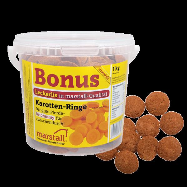Marstall Bonus Karotten Ringe