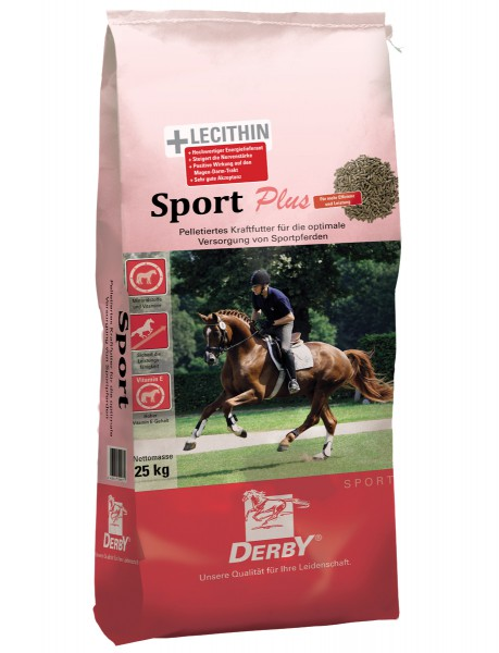 Derby Sport Plus Pellets
