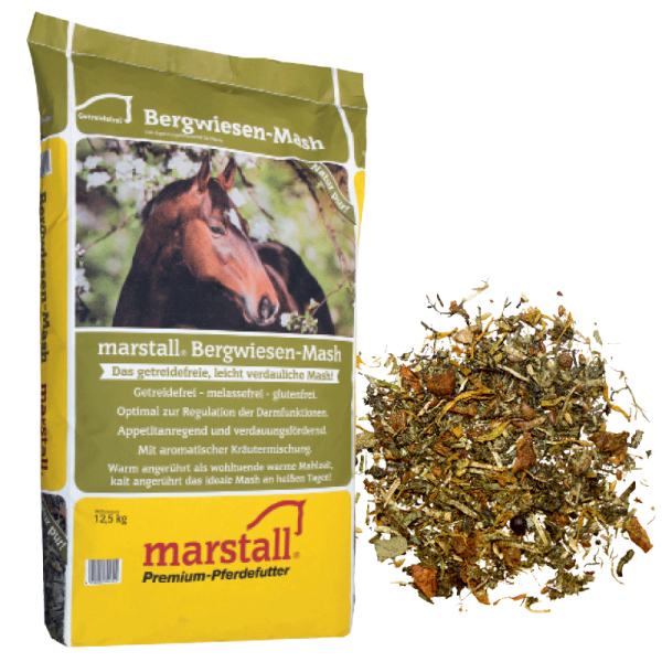 Martstall Bergwiesen Mash 12,5 kg