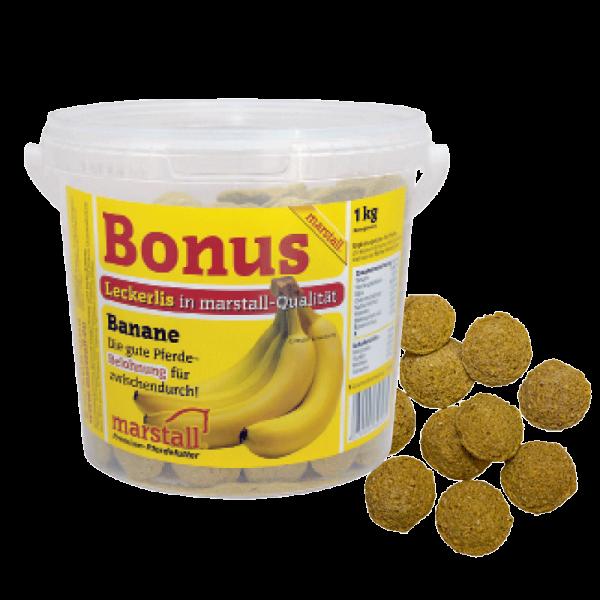 Marstall Bonus Banane Leckerli