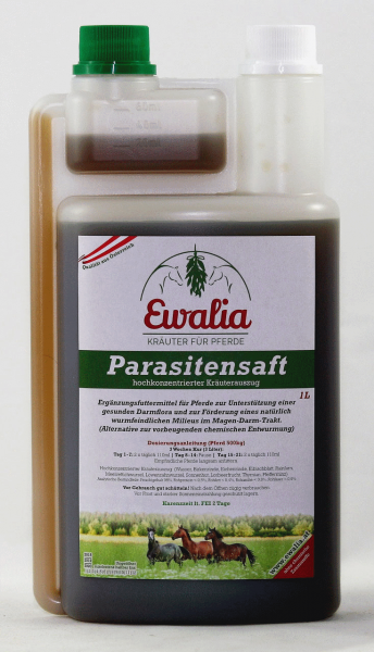 Parasitensaft