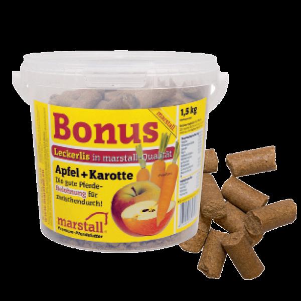 Marstall Bonus Apfel+Karotte