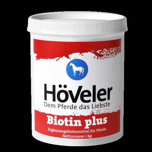 Höveler Biotin plus