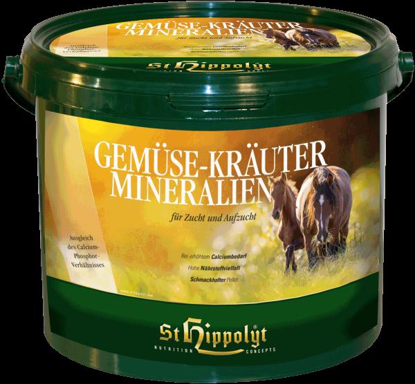St. Hippolyt Gemüse-Kräuter-Mineralien