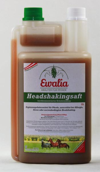 Headshakingsaft