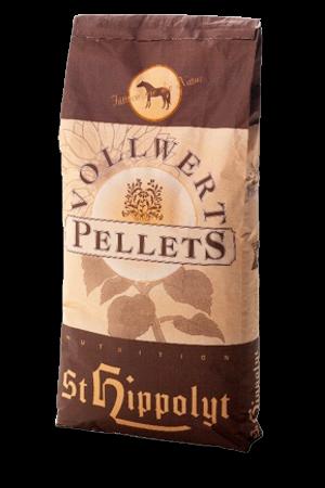 St. Hippolyt Vollwertpellets light 25 kg