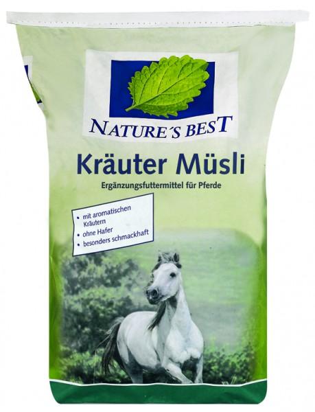NB Kräutermüsli