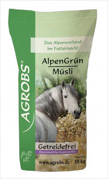 Agrobs Alpengrün Müsli