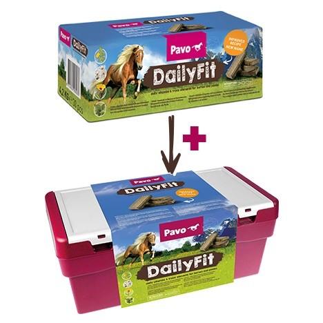 Dailiy Fit 4,2 kg + Putzkoffer Aktion!