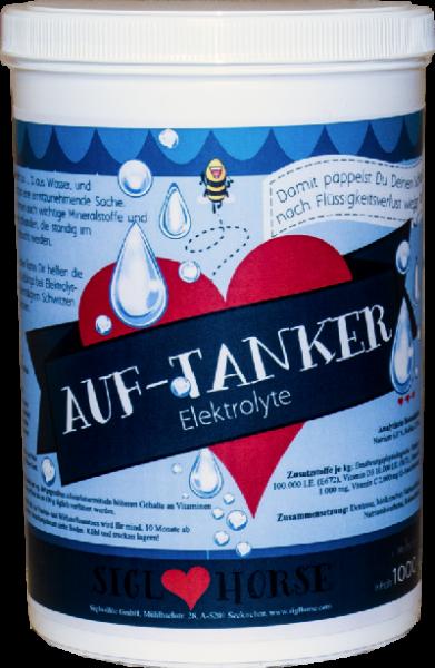 Siglhorse Auf-Tanker
