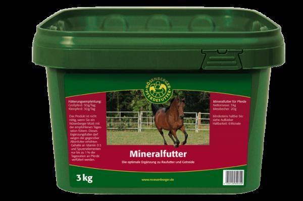 Nösenberger Mineralfutter