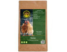 Thymian 250 g - Hühnerfutter