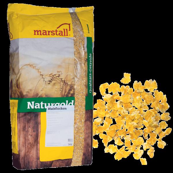 Marstall Naturgold-Maisflocken 20 kg