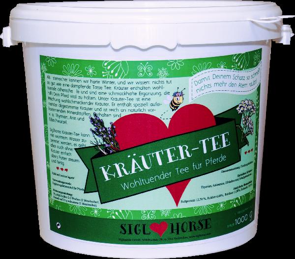 Siglhorse Kräuter Tee