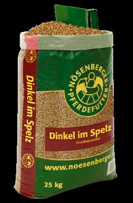 Nösenberger Dinkel im Spelz, 25 kg