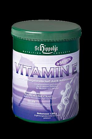 St. Hippolyt Vitamin E + Selen